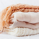 羊毛圍巾樁