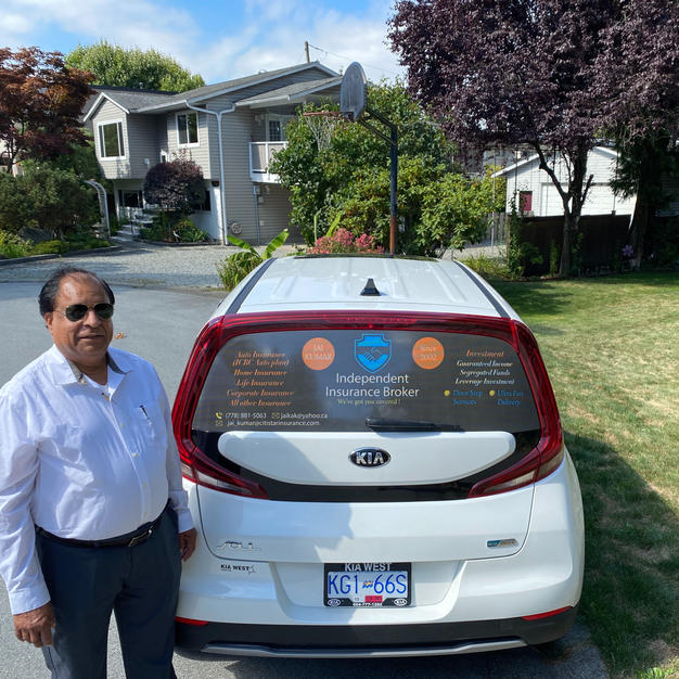 Car Decal Print-Jay Insurance