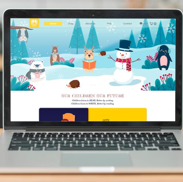 Software & E-commerce - WaheBooks