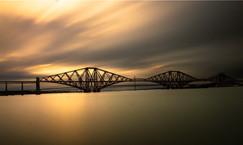 Forth Bridge Sunset Processed.jpg