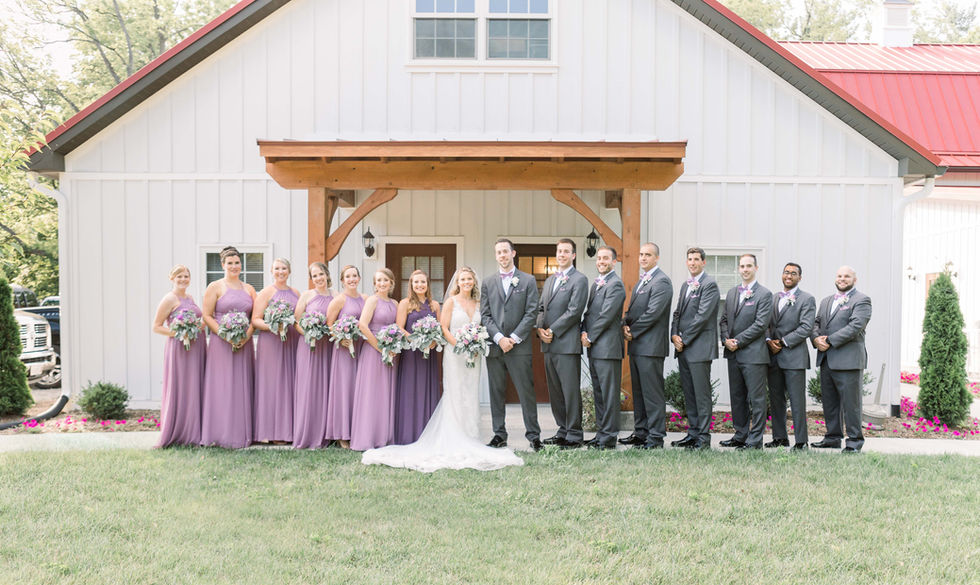 Kristen + Philip Wedding Highlights