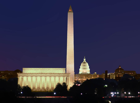 Top 5 Locations for Engagement Sessions in Washington DC