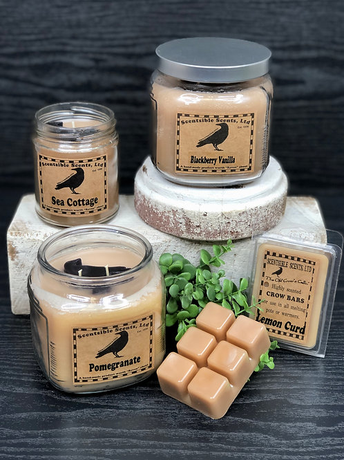 Candles/Melts - Scentsible Scents