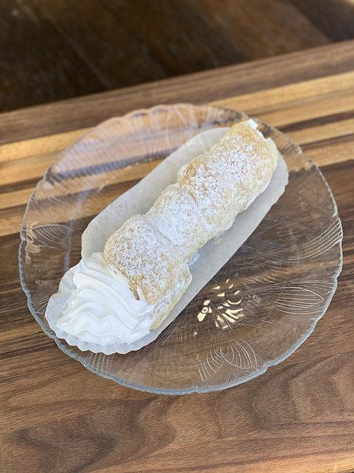 Cream Horn - Evans Bakery