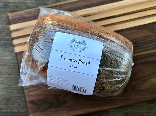 Tomato Basil Bread - Phileo Artisan Bakery