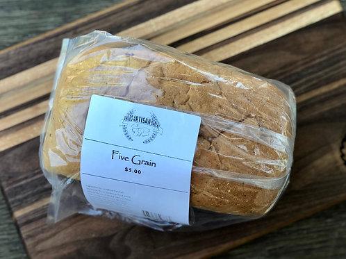 Five Grain Bread - Phileo Artisan Bakery
