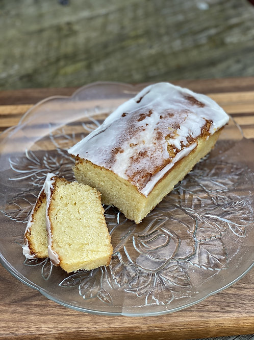 Lemon Pound Cake - GLUTEN FREE - Purely Sweet Bakery