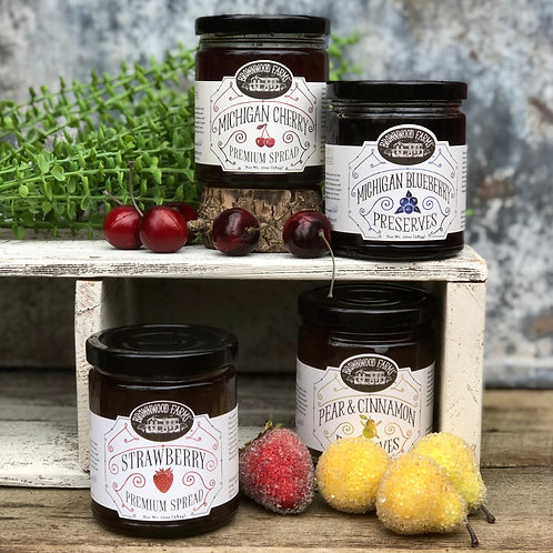 Preserves and Spreads - Brownwood Farms