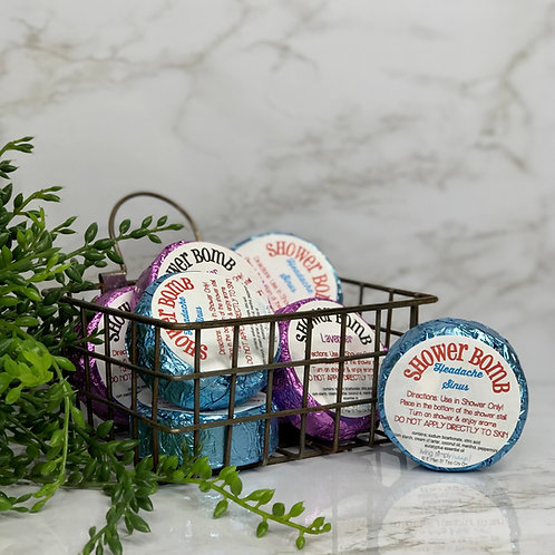 Shower Bombs - Living Simply Soap