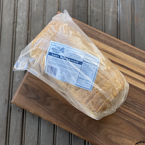 Light Oak Cracked Bread - Big Sky Bread
