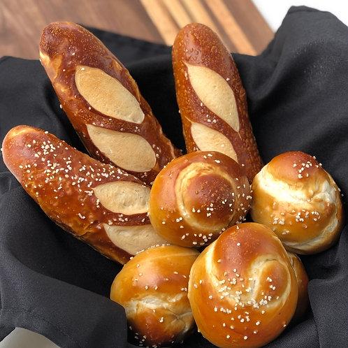 Pretzel Sticks - Big Sky Bread