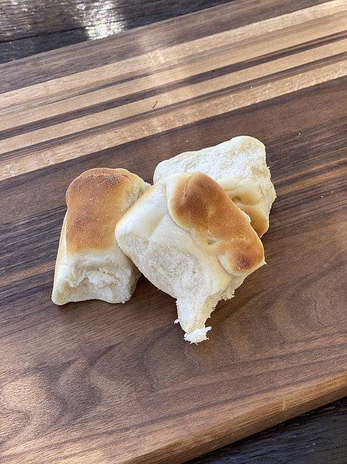 Parkerhouse Rolls (Dozen) - Evans Bakery