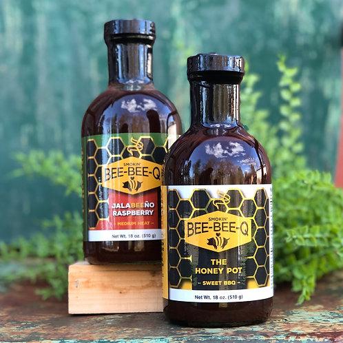 BBQ Sauces - Smokin' Bee Bee Q