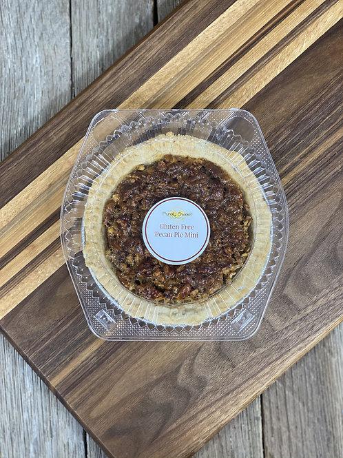 Pecan Mini Pie - GLUTEN FREE - Purely Sweet Bakery