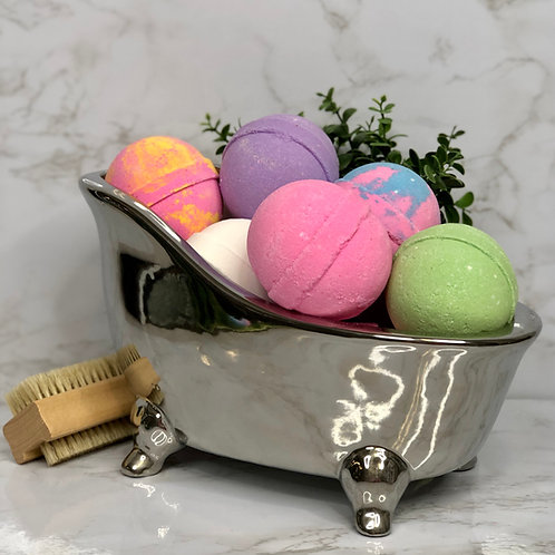 Bath Bombs - Living Simply Soap