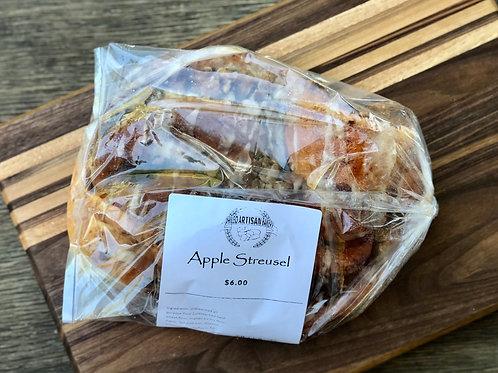 Apple Streusel - Phileo Artisan Bakery