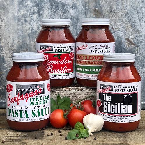 Pasta Sauce - Carfagna's