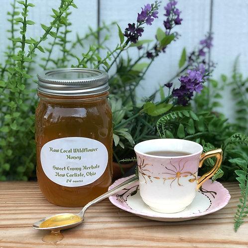 Raw Local Honey - Sweet Emmy Herbals