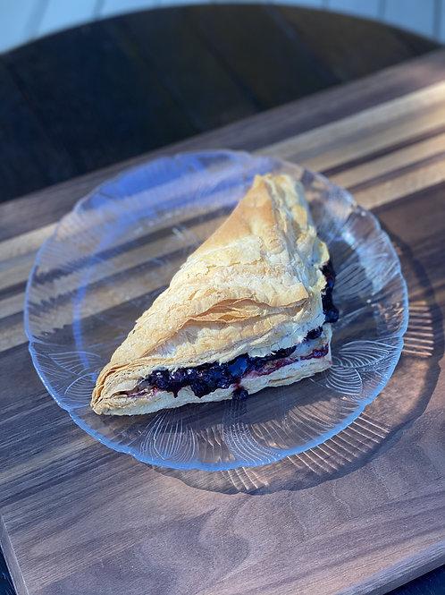 Fruit Turnover - Evans Bakery