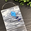 Thumbnail: Fused Glass Sun Catchers - Blue Kite