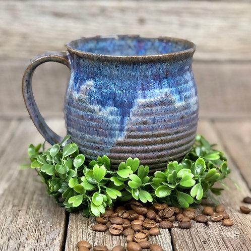 Handcrafted Stoneware Mug