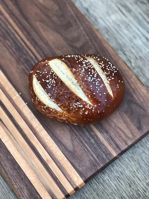 Pretzel Bread - Big Sky Brea