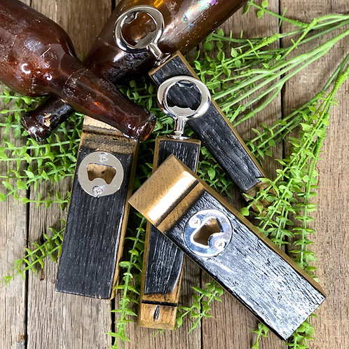 Bottle Opener - Wine/Whiskey Barrel