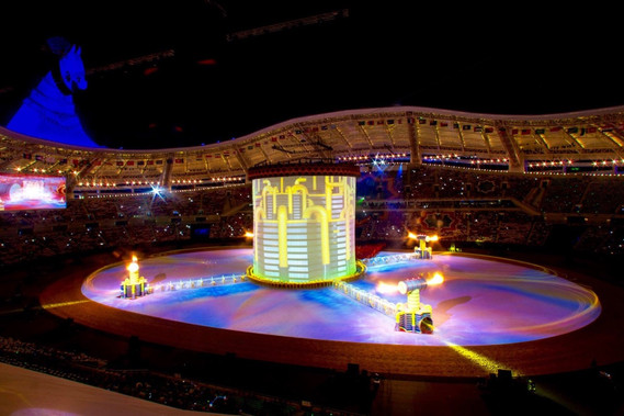 Asian Indoor and Martial Arts Games