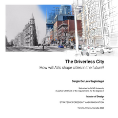 The Driverless City