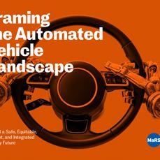 Framing the Automated Vehicle Landscape