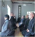 Sesshin Ango en el templo de Shorn ji (Villanueva de la Vera)