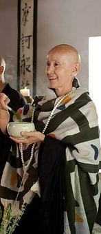 Maestra Zen Bárbara Kosen Linaje Deshimaru