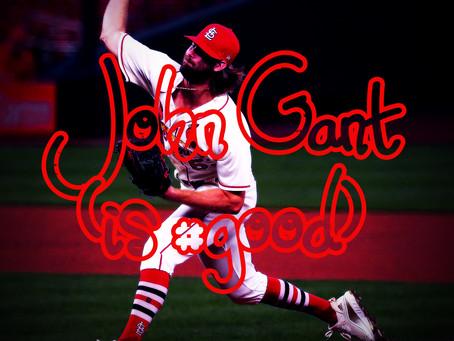 Video Breakdown - John Gant
