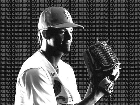2021 Projection Series - Genesis Cabrera