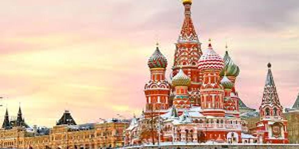 Sibérie, au fin fond de mes rêves