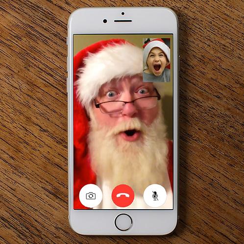 Virtual Visit with Santa Claus
