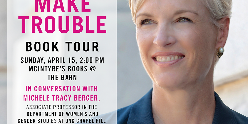 Conversation with Cecile Richards, President of Planned Parenthood