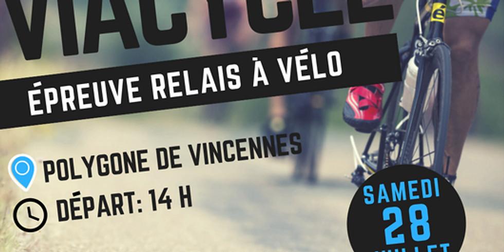Viacycle: relais à vélo (1)