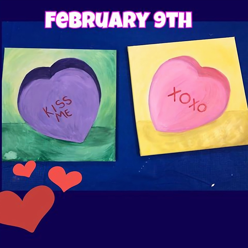 Candy Hearts - Ages 6+ (1)