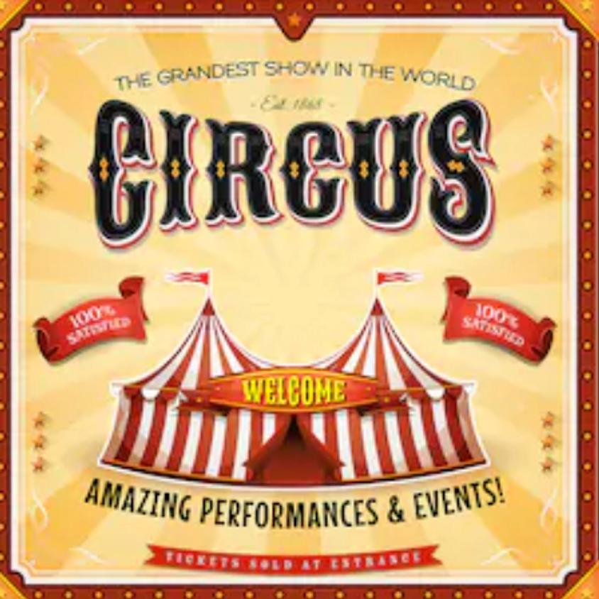 Summer Camp July - Carnival/ Circus