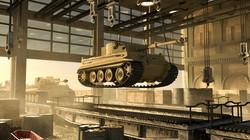 Henschal Tiger Tank Factory