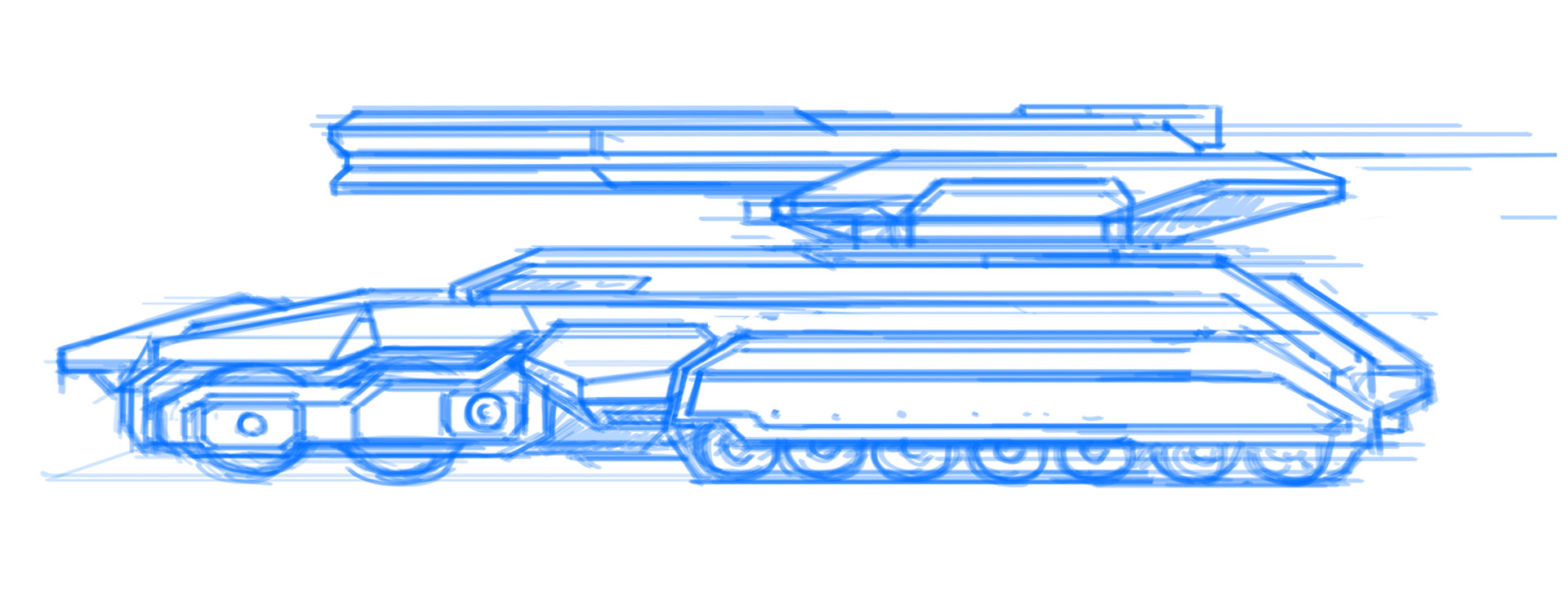 Sketch Iterations