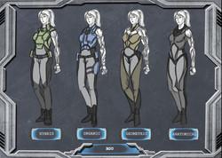Aerri Dae Character Concept