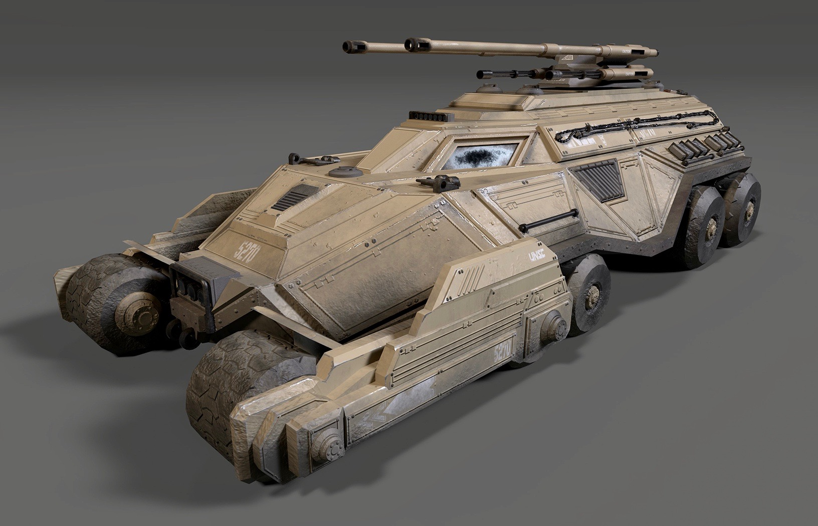 Taipan Armored Assault Troop Carrier