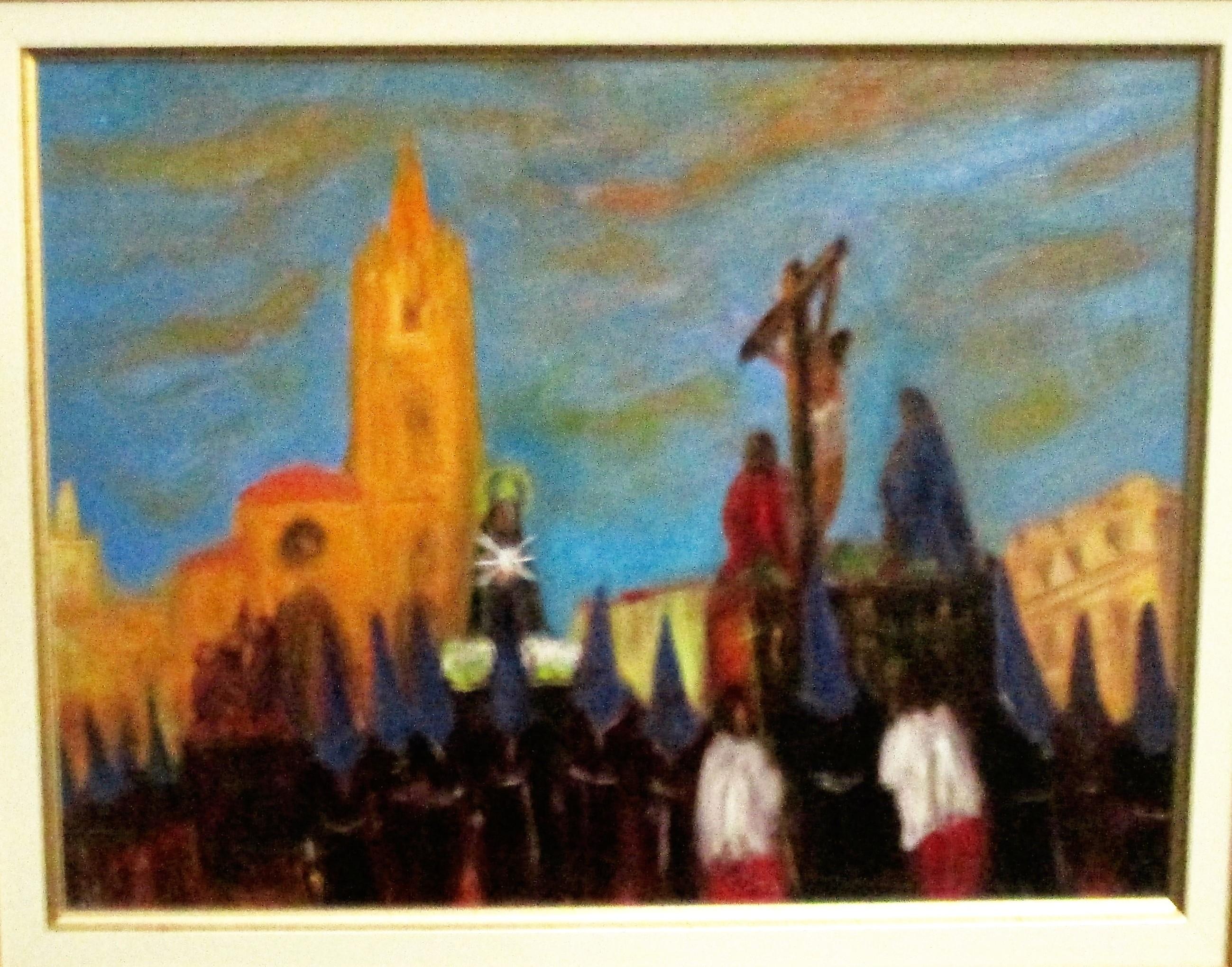 Archicofradia del Santo Entierro y Nuestra Sra de los Dolores. Oviedo