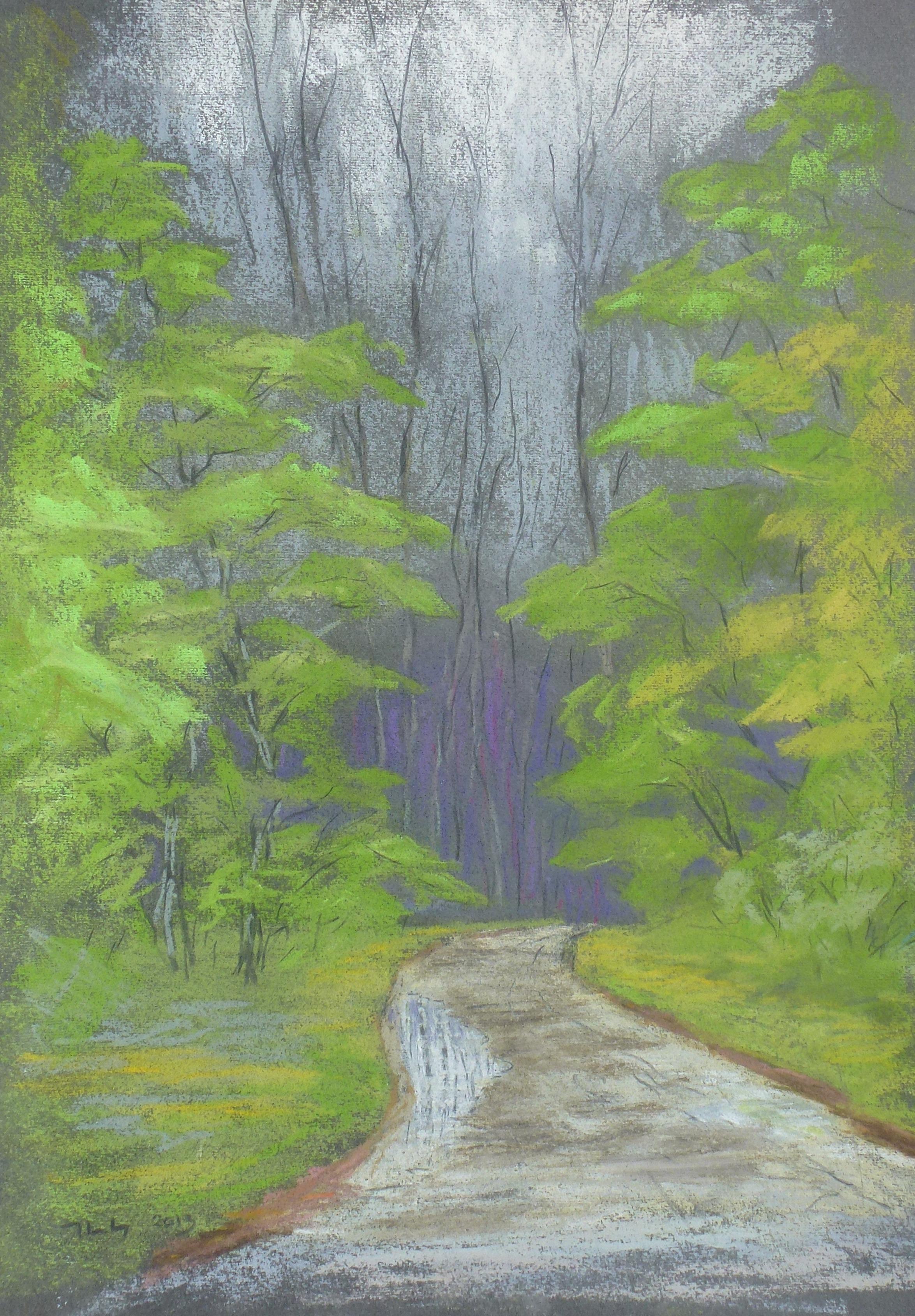 JORGEN LISBORG - After the rain