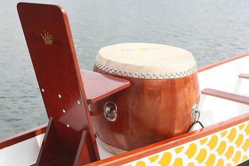 Siège de tambour pour bateau dragon