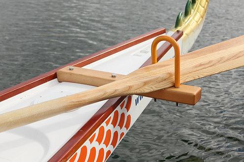 Dragon boat steering oar