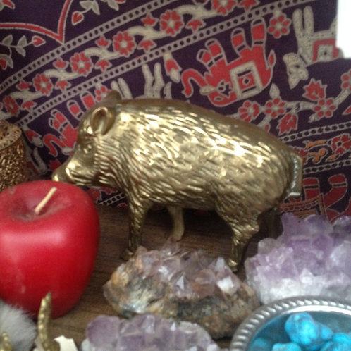 Brass Hog