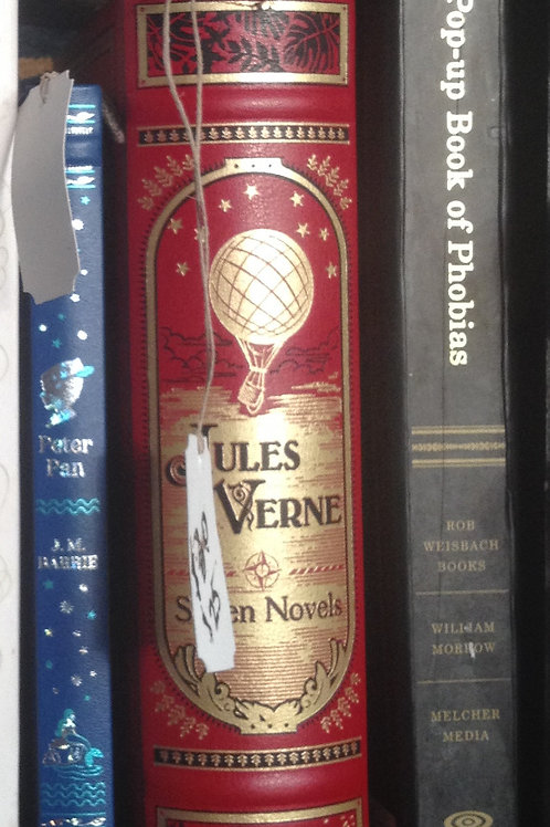 The Complete Collection of Jules Verne